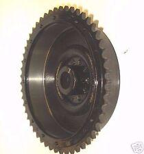 58-66 Panhead Shovelhead REAR BRAKE DRUM 41400-58C or 41400-63 Black or Chrome