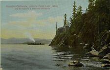 Rubicon Point Lake Tahoe, Calif. Vintage Postcard P96