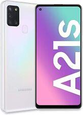 Smartphone Samsung Galaxy A21s White Bianco Dual Sim 3/32GB Android 10  5000 mAh