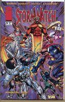 Stormwatch 1993 series # 9 near mint comic book