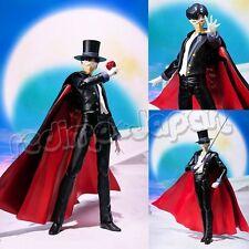 "Sailor Moon S.H. Figuarts ""Tuxedo Mask/Mamoru"" PVC ANIME ACTION PERSONAGGIO BANDAI"