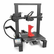Used Longer LK4 3D Printer 2.8'' Touch Screen DIY Kit 220x220x250mm Printing