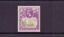 ASCENSION 1924 GV 8d BADGE SG17 LMM CAT £20