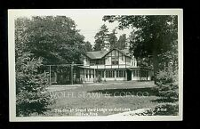 1940's RPPC The Inn at Grand View Lodge Gull Lake Nisswa MN  B3112