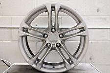 "1 x Genuine BMW 5 Series F10 F11 18"" Alloy wheel 613 M Sport 7848572 *Front* 8J"