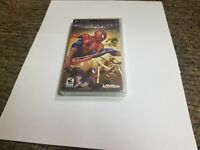 Spider Man Friend or Foe (Sony PSP, 2007) new