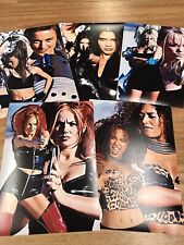 Spice Girls Say You'll Be There A4 Art Prints. Set Of 5 Ginger Baby Posh Poster