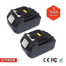 2X For Makita 18V 5.0Ah Li-Ion LXT Battery BL1850 5AH 5amp UK Stock BDF451