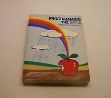 EXTREMELY RARE Programming the Apple: A Structured Approach, 1982