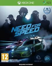 Need For Speed Xbox One * NEW SEALED PAL *