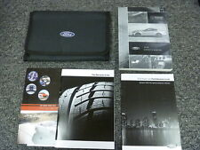 2016 Ford Mustang Coupe Convertible Owner Manual User Guide GT Premium EcoBoost