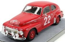wonderful modelcar VOLVO PV544 SPORT #22 RMC 1964 - red - scale 1/18 - lim.ed.
