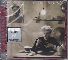 """""""Japan - Tin Drum"""" Limited Numbered #0070 Stereo Hybrid SACD CD 2016 New Sealed"""