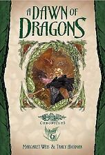 A Dawn of Dragons (Turtleback School & Library Binding Edition) (Dragonlance Nov