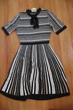 9b85029c11de KATE SPADE multi stripe sweater dress XXS