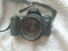 Canon eos 500 film camera