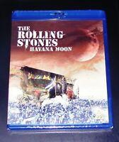THE ROLLING STONES HAVANA MOON LIVE IN CUBA 2016 SCHNELLER VERSAND BLU RAY NEU