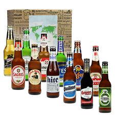 Birre del Mondo - Cofanetto Regalo con 12 Birre Internazionali da 12 Paesi