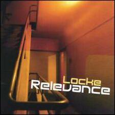Locke : Relevance Rap/Hip Hop 1 Disc Cd