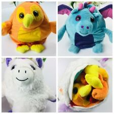 Jay Play Pop Out Pets 3 In 1 Plush Soft Stuffed Toy Unicorn Phoenix Dragon 2015