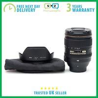 New Nikon AF-S NIKKOR 24-120mm f/4G ED VR Kit Lens - 3 Year Warranty