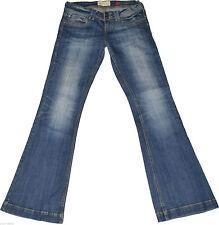 Faded s.Oliver Damen-Bootcut-Jeans mit niedriger Bundhöhe (en)