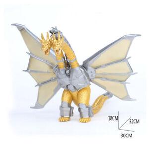 King Ghidorah Classic Movie 1 PC Ghidorah Mothra Monster Action Figure Kids Toy