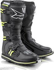 Axo Motocross Enduro Trail Boots 8 9 10 11 Kx Cr Yz Rm Sx Excf Xcf Drz Xr Crf Xt