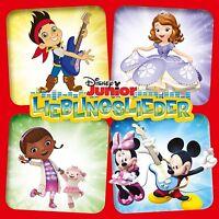 OST/DISNEY JUNIOR: LIEBLINGSLIEDER  CD NEU