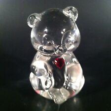 Fenton July Birthday/Birthstone Bear
