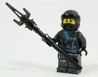 LEGO NINJAGO SONS OF GARMADON WATER NINJA NYA MINIFIGURE & SPEAR - NEW GENUINE