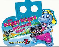 Ü-Ei Paletten Anhänger Die Happy Hippo Hollywood Stars  Ferrero 97