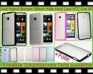 Hard Case Cover Etui Handy hart Schale Hybrid Tasche Bumper Schutz Hülle Folie
