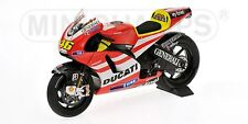 Minichamps 122 100146 DUCATI DESMOSEDICI modello SHOW BIKE V ROSSI 2011 Ltd 1:12th