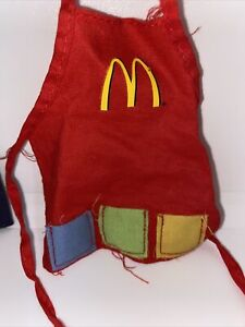 Barbie 29395 McDonald's Fun Time Loose Fashion. Outfit Only. Vintage Spare Items