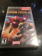 Iron Man 2 (Sony PSP, 2010) Brand new Factory sealed