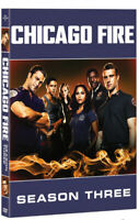 Chicago Fire: Season Three [New DVD] Boxed Set, Slipsleeve Packaging,