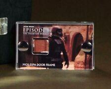 Mini Display - Star Wars - Episode 1 - Mos Espa Door Frame Fragment Prop