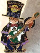 Hard Rock Cafe HONG KONG 2003 HALLOWEEN PIN 2 Faced Creature HRC #20305