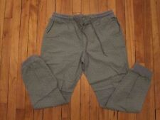 Men's Size 32 Staple Grey Pigeon Embroidered Jogger