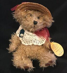 Vintage 1997  Pickford Bears Brass Button Collection. Rosie