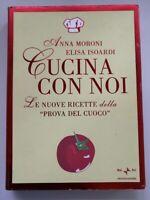 Libro Cucina con noi Anna Moroni Elisa Isoardi Mondadori Rai Eri feli