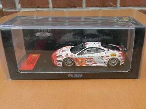 Fujimi/Truescale TSM11FJ027 Ferrari F430 GTC JMB Racing Le Mans 2011 1:43 MIB