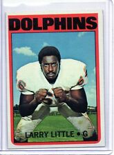 Larry Little 1972 Topps RC  #240