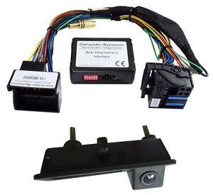 Activador y Camara Trasera Porsche Cayenne PCM3.1 PCM 3.1 - Reverse Camera