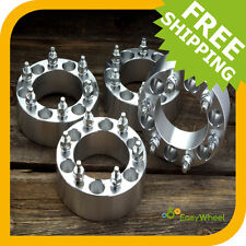 4 Isuzu Wheel Spacers Adapters 2 inch fits Rodeo, Trooper, Trooper II, Vehicross