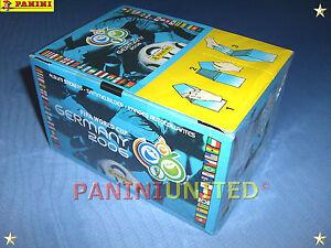 Panini★WM 2006 WC 06 World Cup★Box/Display 100 Tüten - OVP/sealed -Ronaldo,Messi