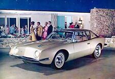 1963 Studebaker Avanti Factory Photo c2181-HWMHHA