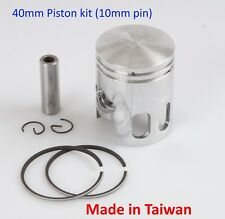 40mm piston kit(10mm) for 50cc 2T  Yamaha Jog 50, BWS 50 3KJ , CW50 Slider 50
