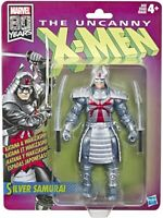 Marvel Legends Silver Samurai X-Men Retro Wave 1 Action Figure 6-Inch PRESALE